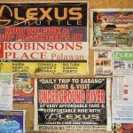 El Nido Lexus Shuttle Van Schedule